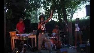 "Slow Train Soul - ""Mississipy Freestyle"" live @ Quattrocento"