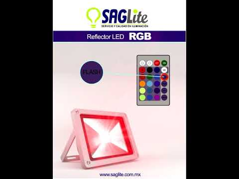 REFLECTOR LQ-LED RGB 100-277V