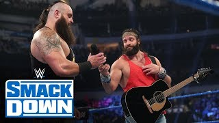 Braun Strowman & Elias' duet interrupted: SmackDown, Jan. 24, 2020