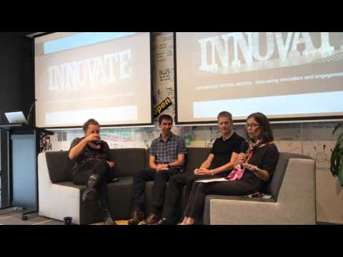Innovation Within 2 : MOOCs Innovating Education and Engagement at UNSW