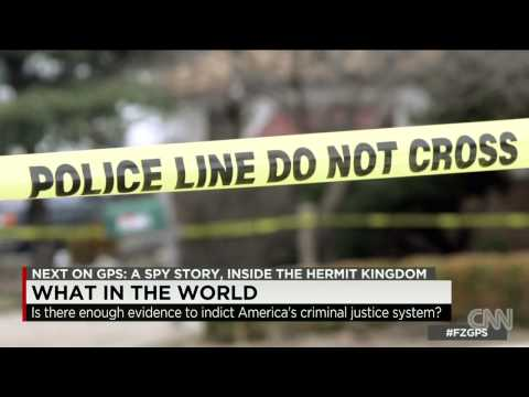 What in the World: Race & Criminal Justice in the U S
