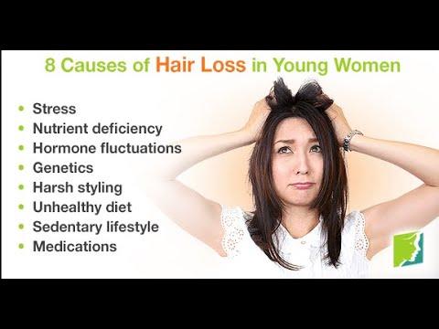 Dietary Reasons For Female Hair Loss