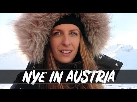 NEW YEARS EVE IN AUSTRIA | INCREDIBLE WINTER TRIP | MALLNITZ TRAVEL VLOG | TRAIN TO THE ALPS 2019