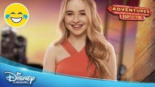 Adventures in Babysitting | Sabrina Carpenter British Slang Quiz | Official Disney Channel UK