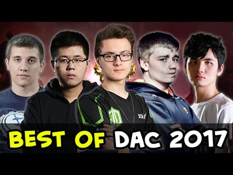 Best moments of DAC 2017