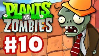 Video Plants vs. Zombies - Gameplay Walkthrough Part 10 - World 5 (HD) download MP3, 3GP, MP4, WEBM, AVI, FLV April 2018