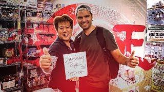 WE MET THE YUGIOH CARD KING IN JAPAN!!