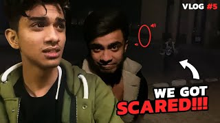 Vlog-5 | Scariest night out with my friends in delhi