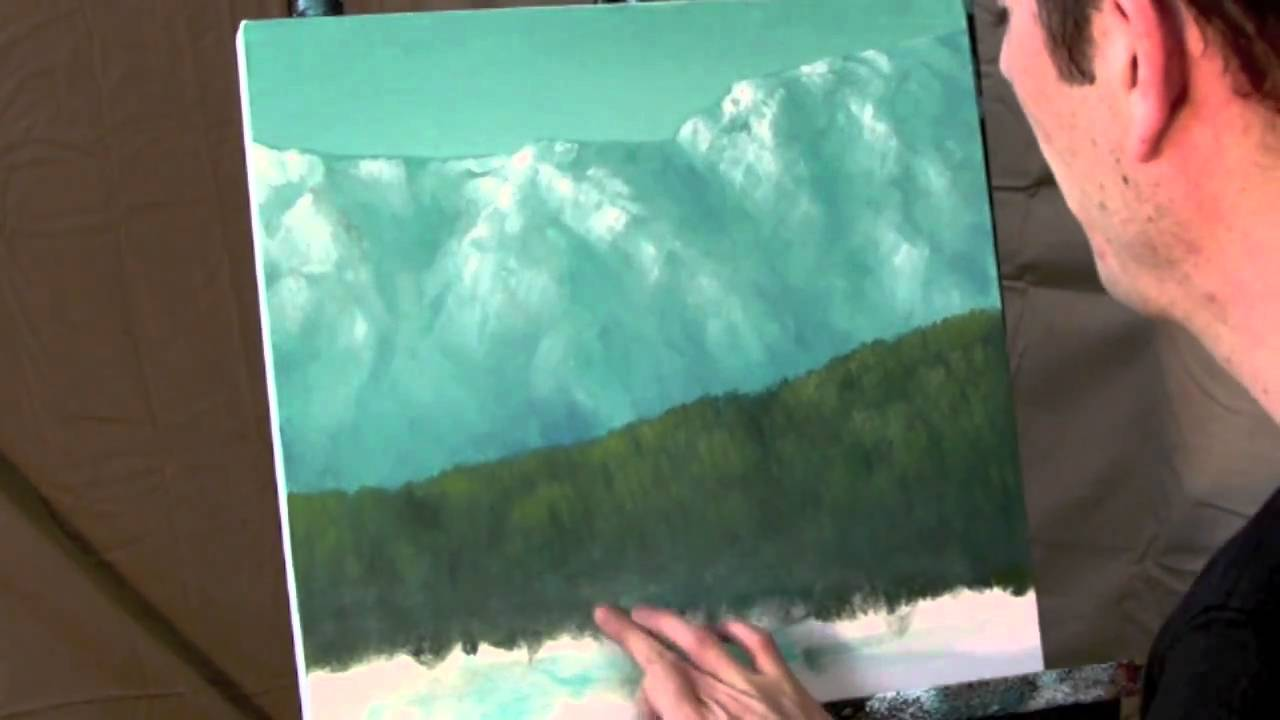 Acrylic Painting Lessons Tips And Tricks By Tim Gagnon Timgagnonstudio