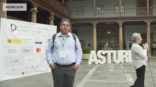 Brenno Vitorino - Interview from the 2nd World Conference on Smart Destinations 2018