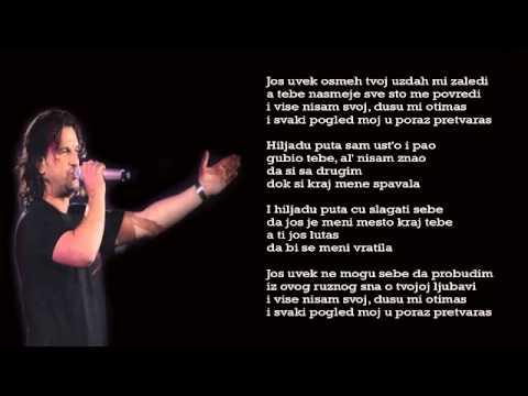 Aca Lukas - Hiljadu puta - (Audio 2008)