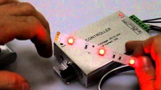 RGB аудиоконтроллер LN RF6B(www.svetodiod96.ru., 2013-09-11T12:08:55.000Z)