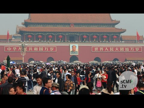 The trouble with travelling in China during a national holiday