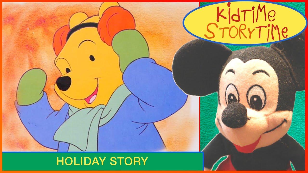 happy new year pooh read aloud  youtube