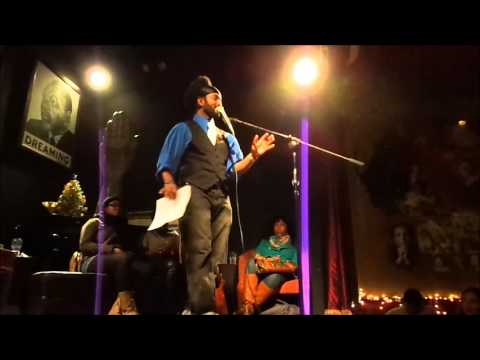Dwayne B! Birthday Feature At Busboys and Poets 14/V