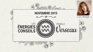 [Taroscope] Verseau - Novembre 2015 Tarot Horoscope Energies et conseils