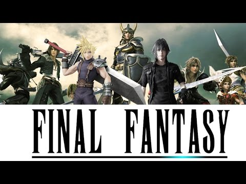 Final Fantasy EXPLAINED!  - Beginner's Guide to Final Fantasy XV!