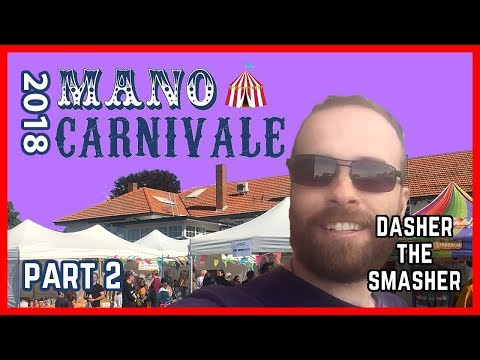 DAY OUT AT MY OLD PRIMARY SCHOOL (2018 Mano Carnivale) Part 2