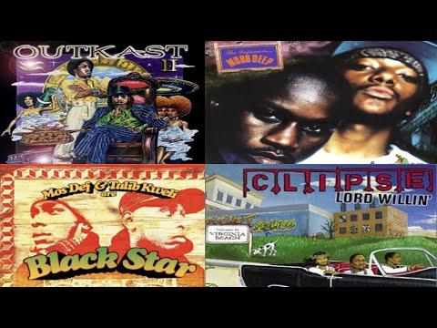 ONE GOTTA GO! Blackstar, Mobb Deep, The Clipse & Outkast