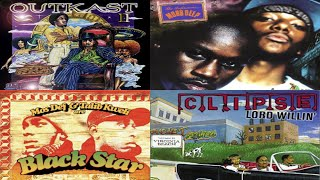 ONE GOTTA GO! Blackstar, Mobb Deep, The Clipse & Outkast