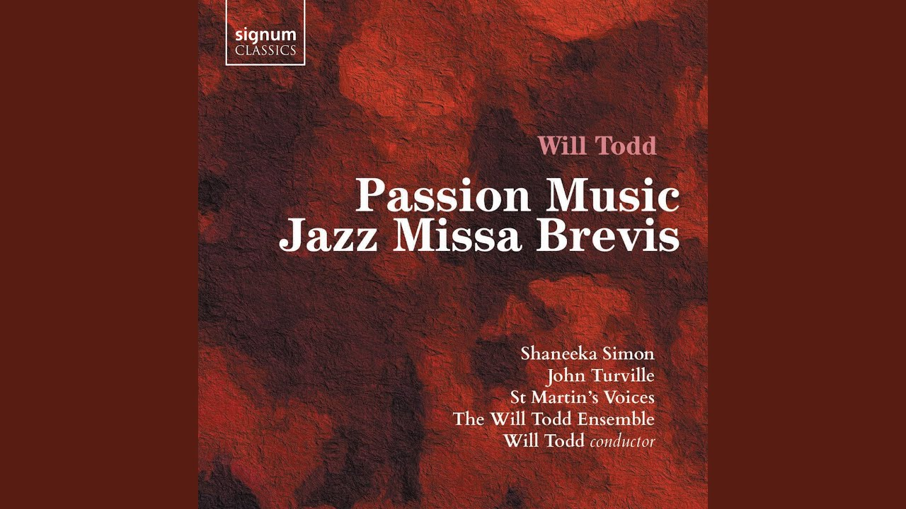 Jazz Missa Brevis: Sanctus