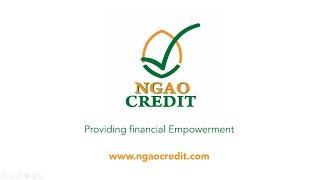 Karibu Ngao Credit - Providing Financial Empowerment