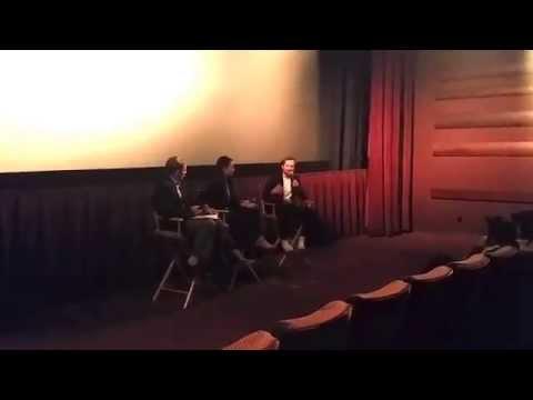 Virunga Screening with Director Orlando von Einsiedel and Joanna Natasegara Q&A