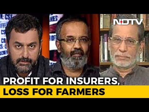 Centre's Crop Insurance Scheme: Insurers Gain, Farmers Loss?