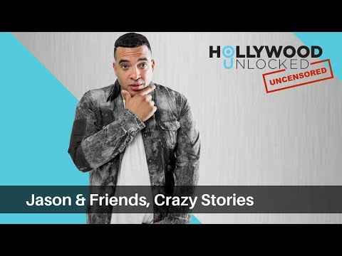 """Jason Reveals He Likes To """"Build-A-Boo"""" on Hollywood Unlocked [UNCENSORED]"""