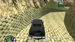 Detonado GTA San Andreas 102 ( Tumulto )