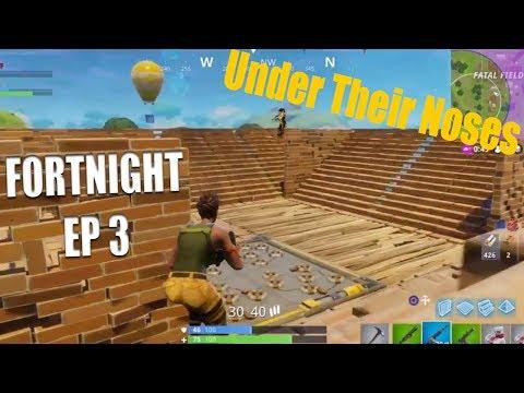 Stealing Bases!! || Fortnight Battle Royal