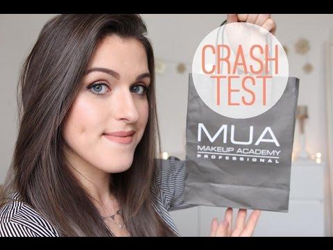 ♡ Crash test - MUA (maquillage à petits prix)