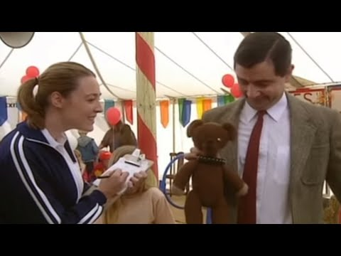 Mr Bean Takes Teddy To The Pet Show   Mr. Bean Official