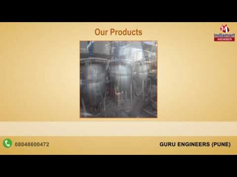 Material Handling Equipment By Guru Engineers, Pune