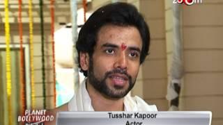 Tusshar kapoor apologizes to sridevi
