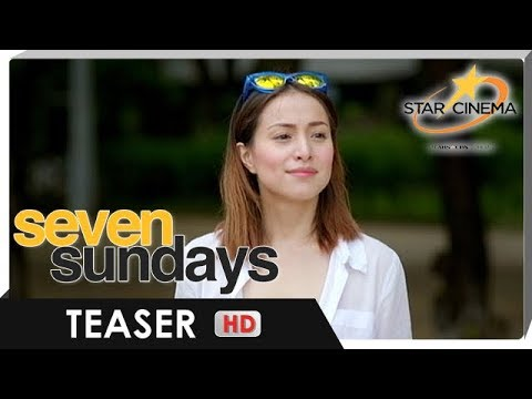 Teaser - Cristine Reyes is Cha - 'Seven Sundays' - 동영상