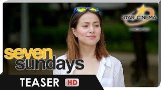 Teaser | Cristine Reyes is Cha | 'Seven Sundays'