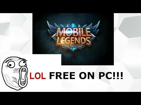 How To Download Mobile Legends in PC! Easy :D