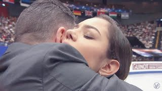 Evgenia Medvedeva and Brian Orser