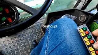 KOMBAJN DEUTZ FAHR TOPLINER 4065 HTS 4075 HTS - TOPSTER LCD PANEL STEROWNIK NAPRAWA LUB ZAMIENNIK