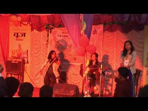Khai-Bimbakash performed by Poshin & Rose at Pulchowk Engineering Campus