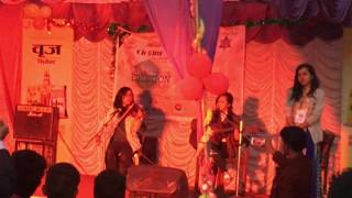 Khai-Bimbakash performed by Poshin & Rose at Pulchowk Engineering Campus