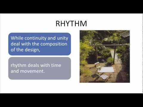 Landscape Garden Design Principles Youtube