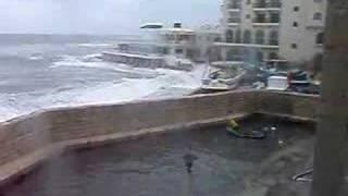 Bad Weather Malta