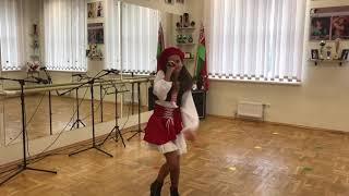 Арина Войтенко «Песня Красной шапочки»