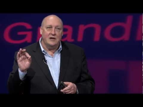 TEDxGrandRapids - Jeffery Kimpton - Innovate: Art