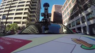 UT Engineers Create Pollution Map Using Google Street View Cars Free HD Video