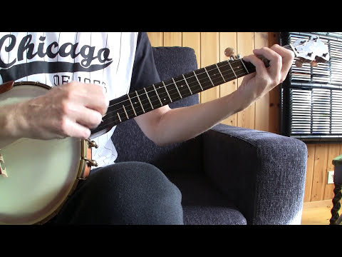Koiviston Polska - clawhammer banjo version