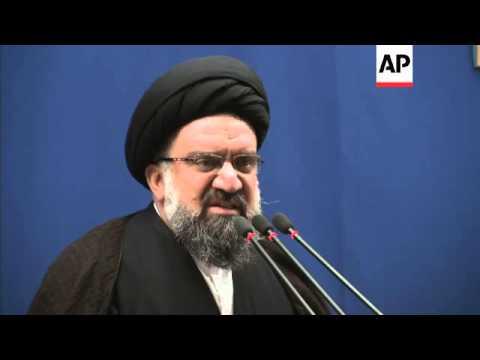 KHATAMI ON NUCLEAR TALKS, MINISTER ON IRAN OIL