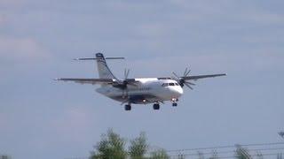 ATR-42-300 Landing